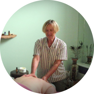 Miriam Brancato, owner Vital Touch Massage