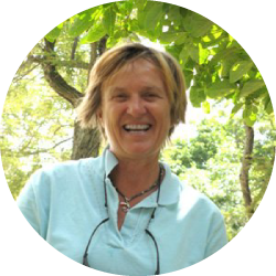 Miriam Brancato, owner Vital Touch Massage